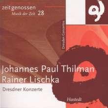 Johannes Paul Thilman (1906-1973): Violinkonzert, CD