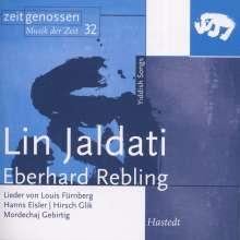 Lin Jaldati singt Lieder, CD