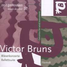 Victor Bruns (1904-1996): Fagottkonzert Nr.2, CD