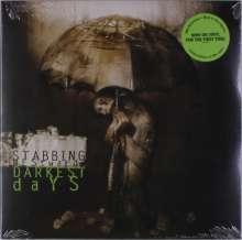 Stabbing Westward: Darkest Days (180g) (Limited-Edition) (Black/Gray Splatter Vinyl), LP