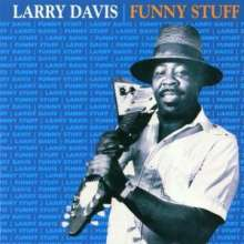Larry Davis (1936-1994): Funny Stuff, CD