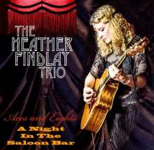 Heather Findlay: Aces & Eights - A Night In The Saloon Bar, CD