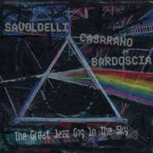 Boris Savoldelli: The Great Jazz Gig In The Sky, CD