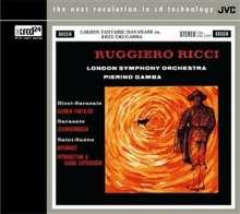 Ruggiero Ricci - Werke für Violine & Orchester, XRCD