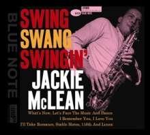Jackie McLean (1931-2006): Swing, Swang, Swingin', XRCD