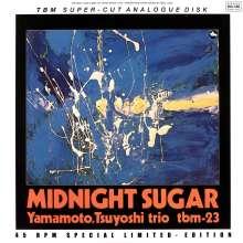Tsuyoshi Yamamoto (geb. 1948): Midnight Sugar (180g) (Limited-Edition) (45 RPM), 2 LPs