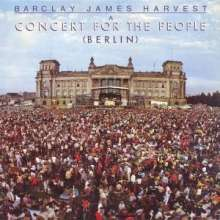 Barclay James Harvest: Berlin: A Concert For The People, CD