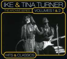 Ike & Tina Turner: The Archive Series Vol.1 & 2, 2 CDs