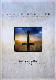Klaus Schulze & Lisa Gerrard: Rheingold (Live At The Loreley 18.07.2008), 2 DVDs