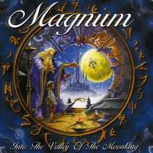 Magnum: Into The Valley Of The Moonking, CD