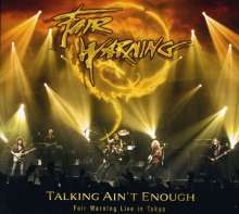 Fair Warning: Talking Ain't Enough: Live In Tokyo, 3 CDs