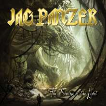 Jag Panzer: Scourge Of The Light, CD