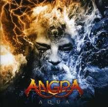 Angra: Aqua, CD