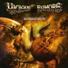 Vicious Rumors: Razorback Killers, CD