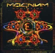 Magnum: Evolution (Re-recorded/Re-mastered/Re-visited), CD