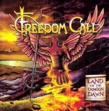 Freedom Call: Land Of The Crimson Dawn, CD