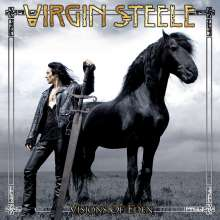 Virgin Steele: Visions Of Eden (Re-Release 2017), 2 CDs