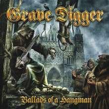 Grave Digger: Ballads Of A Hangman, CD