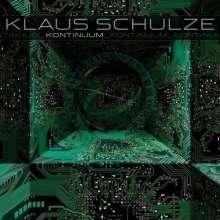 Klaus Schulze: Kontinuum, CD