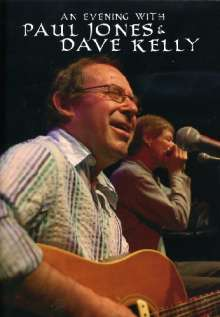 Paul Jones & Dave Kelly: An Evening With Paul Jones And Dave Kelly, DVD