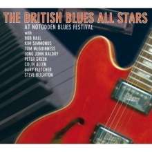 British Blues All Stars: At Notodden Blues Festival 2004, CD