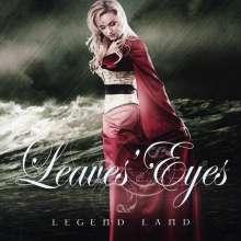 Leaves' Eyes: Legend Land, Maxi-CD