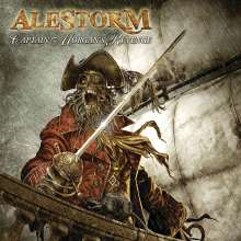 Alestorm: Captain Morgan's Reveng, CD