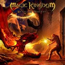 Magic Kingdom: Metallic Tragedy, CD