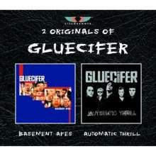 Gluecifer: Basement Apes / Automatic Thrill, 2 CDs