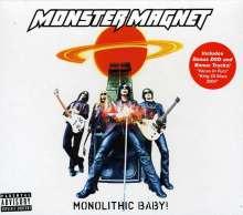 Monster Magnet: Monolithic Baby!, 1 CD und 1 DVD