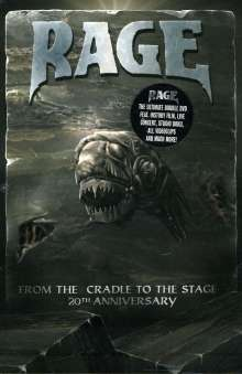 Rage: From The Cradle To The Stage, DVD
