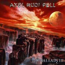 Axel Rudi Pell: The Ballads III, CD