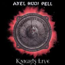 Axel Rudi Pell: Knights Live, 2 CDs