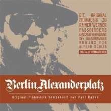 Filmmusik: Berlin Alexanderplatz, CD