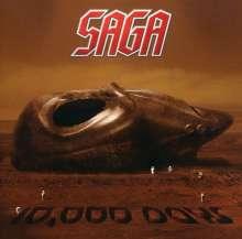Saga: 10,000 days, CD