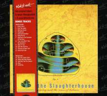 Fury In The Slaughterhouse: The Hearing And The Sense Of Balance, CD