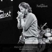 Paul Butterfield: Rockpalast: Blues Rock Legends Vol. 2, CD