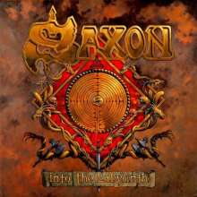 Saxon: Into The Labyrinth, CD