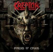 Kreator: Hordes Of Chaos, CD