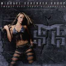 Michael Schenker: Tales Of Rock'n'Roll: 25 Years Of..., CD