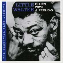 Little Walter (Marion Walter Jacobs): Blues With A Feeling, CD