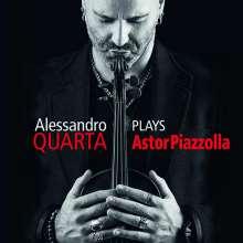 Astor Piazzolla (1921-1992): Tangos für Violine & Ensemble, Blu-ray Audio