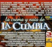 Crema Y Nata De La Cumb: Crema Y Nata De La Cumbia / Va, CD