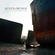 Jackson Browne: Downhill From Everywhere, CD