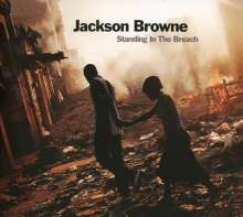 Jackson Browne: Standing In The Breach, CD