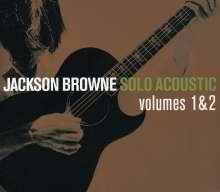 Jackson Browne: Solo Acoustic Vol. 1 &, 2 CDs
