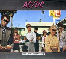 AC/DC: Dirty Deeds, CD
