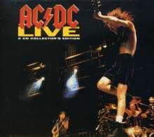 AC/DC: Live ( Double Rem. ), 2 CDs