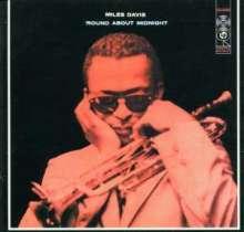 Miles Davis (1926-1991): 'Round About Midnight (24Bit Remaster), CD