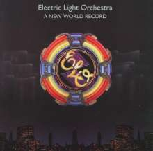 Electric Light Orchestra: A New World Record, CD